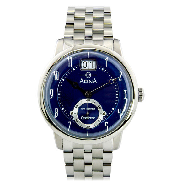 ADINA Gents Oceaneer Vintage Sports Watch