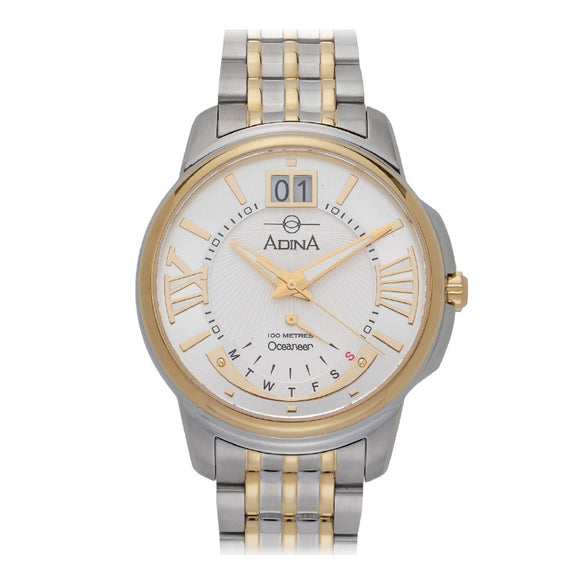 ADINA Gents Oceaneer Sports Dress Watch
