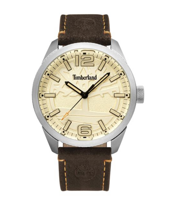 Timberland Medford Brown/Cream Watch
