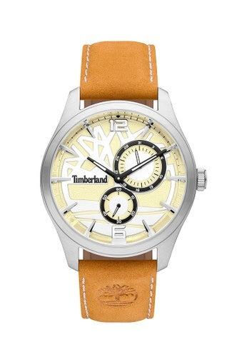 Timberland Ferndale Light Brown Watch
