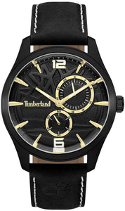 Timberland Ferndale Black/Gold Watch