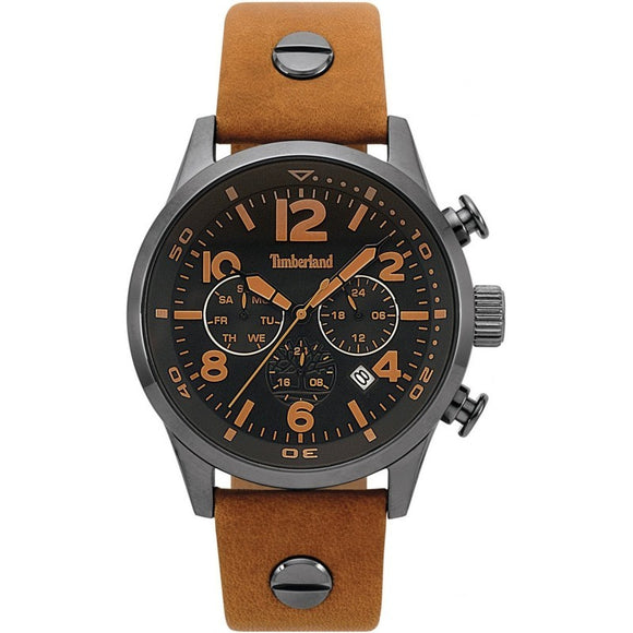 Timberland Jenness Brown Watch