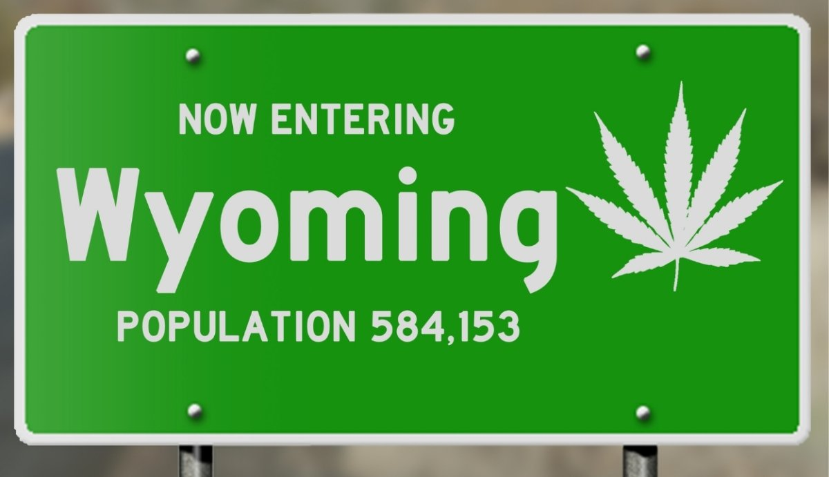 Is CBD Legal in Wyoming? | Vida Optima