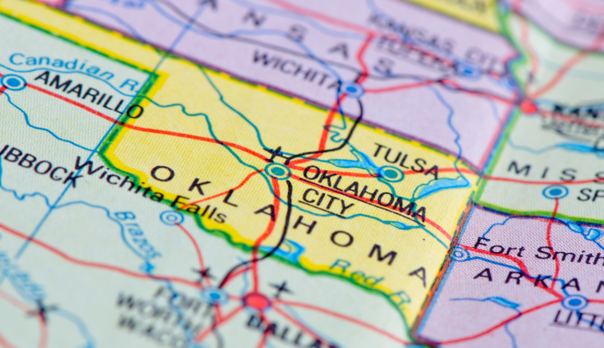 Is Delta-8-THC Legal in Oklahoma? | Vida Optima