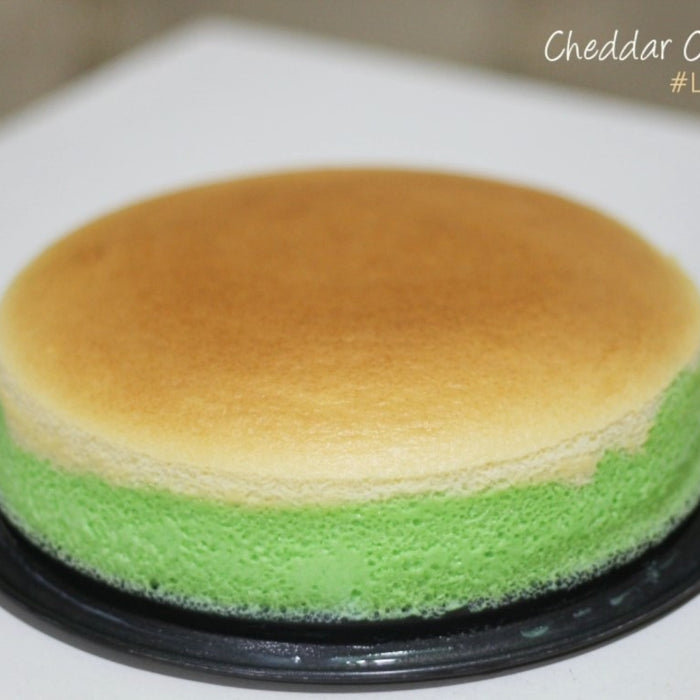 #ResepTemanTuquh - Two Layers Cheese Cake 🍰