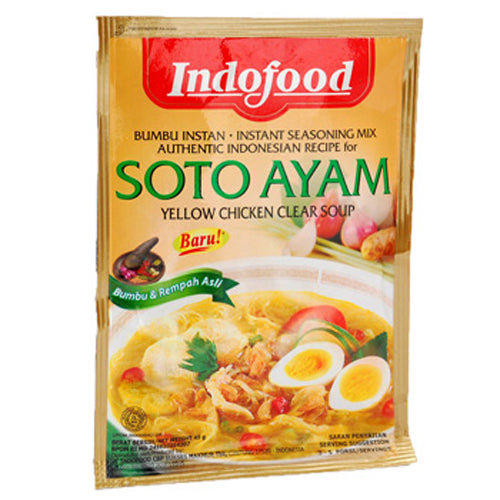 Indofood Bumbu Soto 50gr - Tuquh
