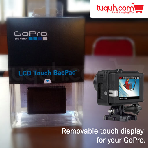 LCD Touch Bacpac for Gopro - Tuquh