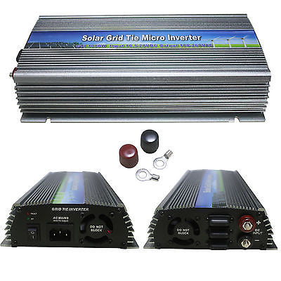 1000 Watt Grid Tie Inverter Out : 220V-IN - Tuquh
