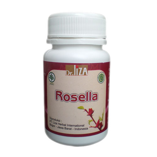 LHI Kapsul Herbal Rosella - Tuquh