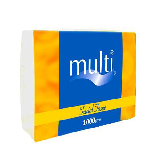 Multi Facial Tissue 1000gr - Tuquh