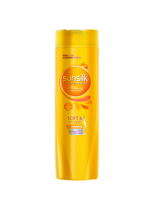 Sunsilk Shampoo Co-Creations Soft & Smooth 340ml - Tuquh
