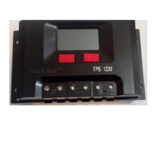 Solar Panel Charge Controller PWM 30A Digital - Tuquh