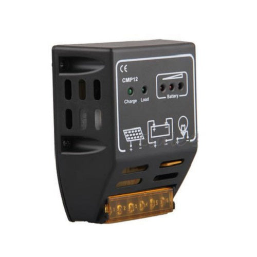 Solar Panel Charge Controller Regulator 10A 12V - Tuquh