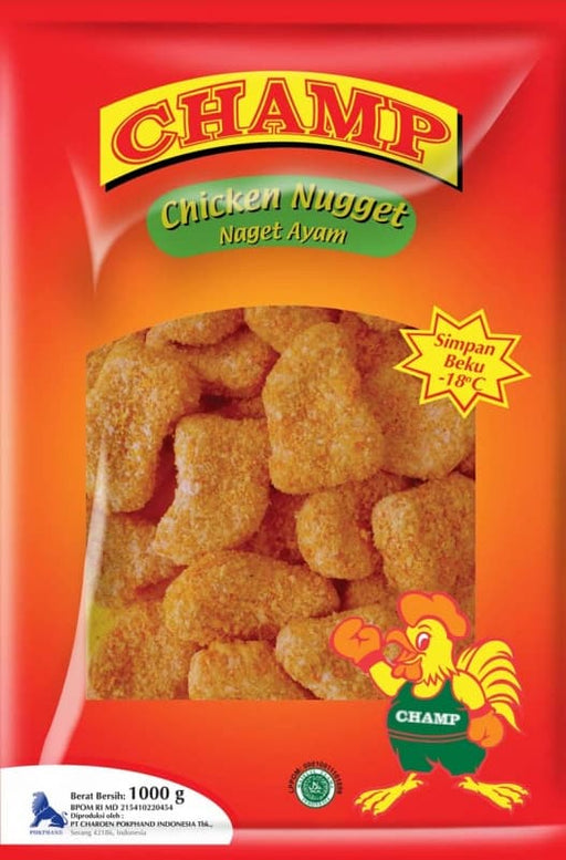 Champ Nugget 1Kg - Tuquh