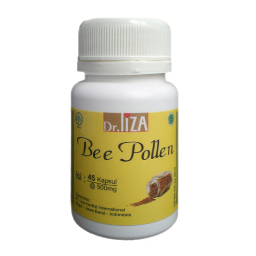 Kapsul Herbal Bee Pollen - Tuquh