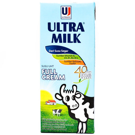 Susu Ultra UHT Plain 250ml - Tuquh