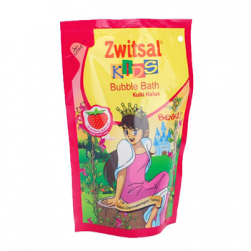 Shampoo Zwitsal Kids Strawberry 250ml - Tuquh
