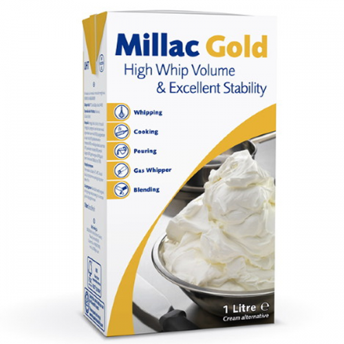 Millac Gold Whipping & Cooking Cream 1 Liter - Tuquh