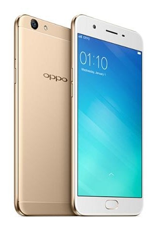 Oppo F1s 32 GB Gold - Tuquh