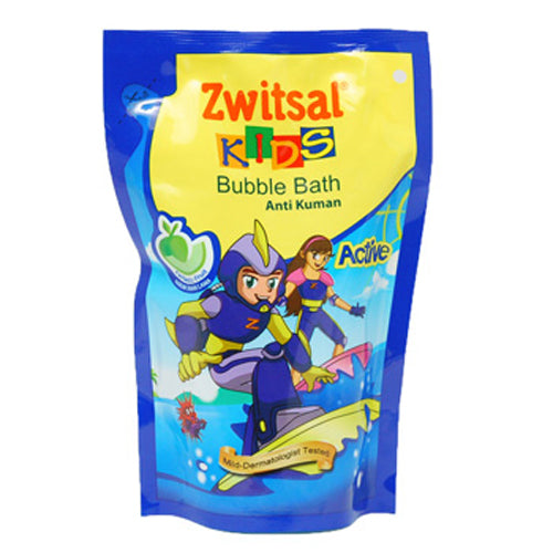 Shampoo Bayi Zwitsal Kids Fantastic Fruit 250ml - Tuquh