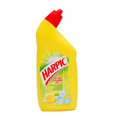 Harpic Liquid Acive Cleaning Gel Botol 450 ml - Tuquh