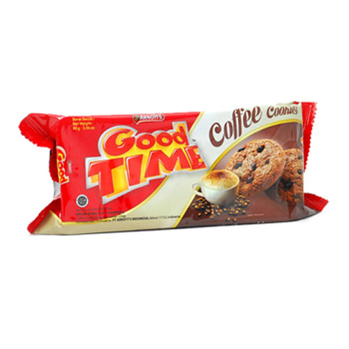 Biskuit Good Time Cofee 80gr - Tuquh