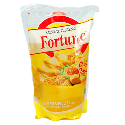 Minyak Goreng Fortune 2 L pouch - Tuquh