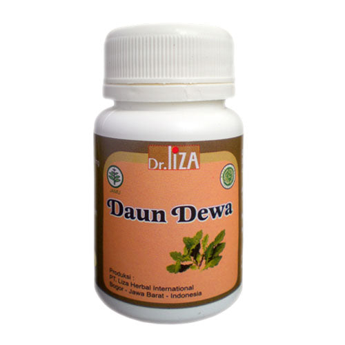 Kapsul Herbal Daun Dewa - Tuquh
