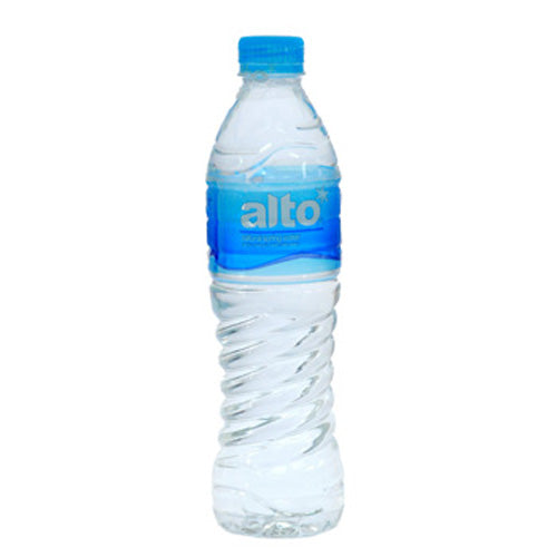 Air Mineral Alto 600 ml - Tuquh