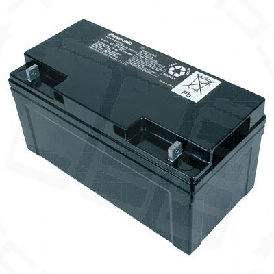 Battery Panasonic 12 V 75 Ah original - Tuquh