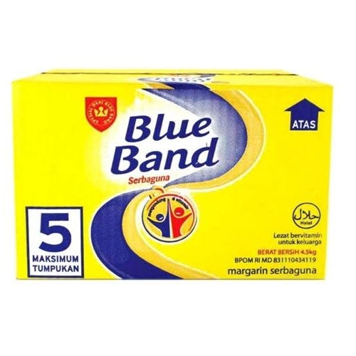 Margarin Blue Band 4,5 kg - Tuquh