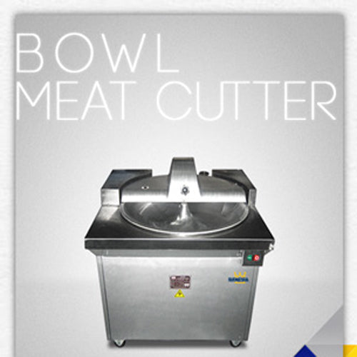Meat Bowl Cutter Sausage Machine 20L - Tuquh
