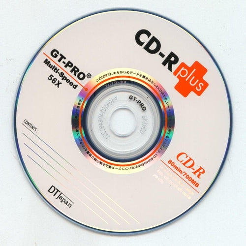 CD-R GT PRO Plus Per keping - Tuquh