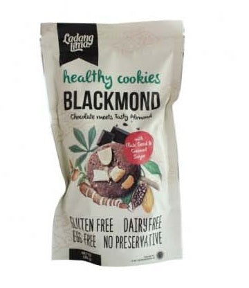 Ladang Lima Cookies Blackmond 180gr - Tuquh