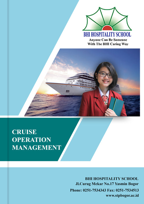 Buku Cetak BHI Cruise Operation - Tuquh