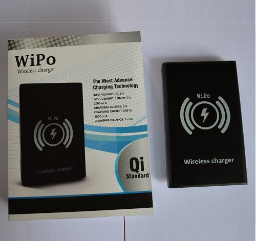 WiPo Wireless Charger + Coil Receiver - Tuquh