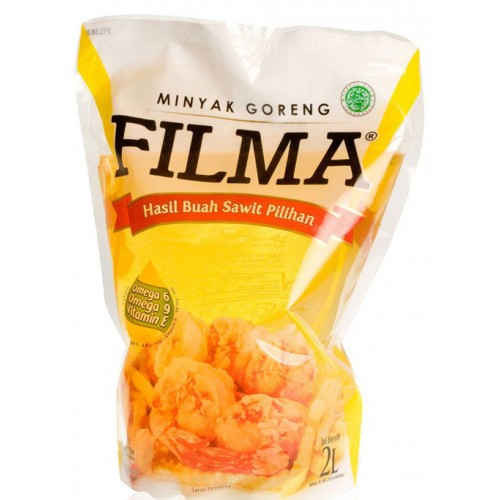 Minyak Goreng Filma  2L pouch - Tuquh