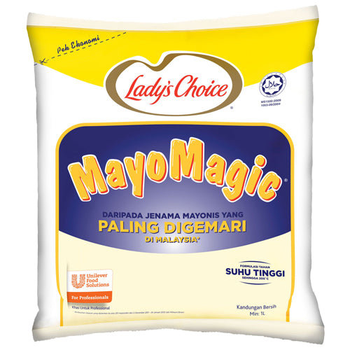 Lady's Choice Mayonaise 1 liter - Tuquh