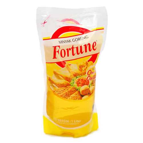 Minyak Goreng Fortune 1 L pouch - Tuquh