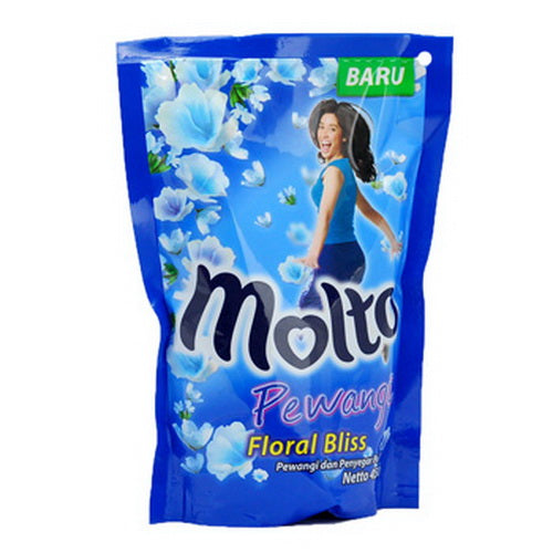 Pewangi Pakaian Molto Floral Bliss 1800 ml pouch - Tuquh