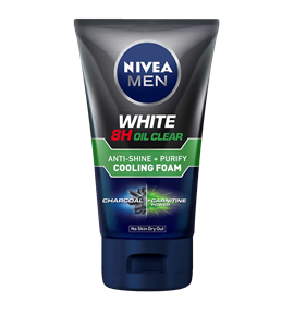 Nivea Men 8H Oil Clear Cooling Foam 100gr - Tuquh