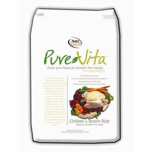 NUTRI SOURCE PUREVITA CHICKEN 6,8KG - Tuquh
