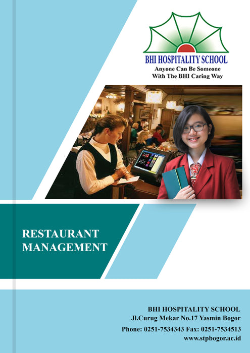 Restaurant Management - Tuquh