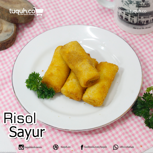 Risol Sayur Frozen - Tuquh