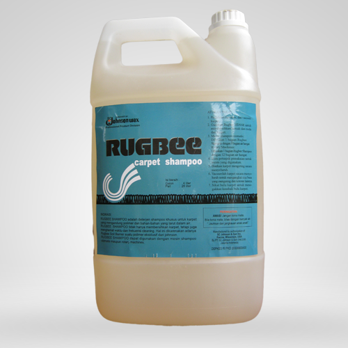 Johnsons Rugbee Shampoo Karpet 4L Jerigen - Tuquh