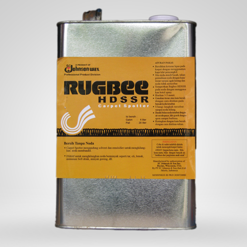 Johnsons Rugbee HDSSR (Carpet Spotter) 4L - Tuquh