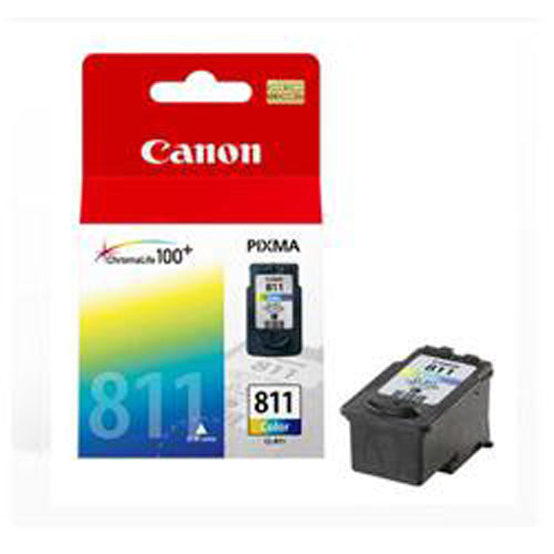 Tinta Canon 811 XL Original (Colour) - Tuquh