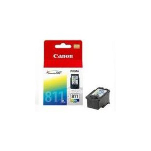 Tinta Canon 811 Compatible (Colour) - Tuquh