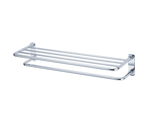 Combination Towel Shelf & Towel Bar TX4W - Tuquh