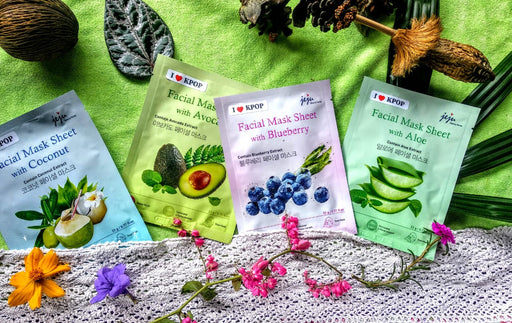 Facial Mask Sheet Jeju-Pcs - Tuquh